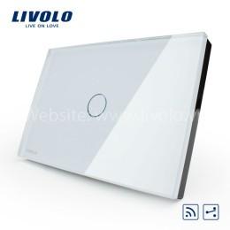 Công tắc cảm ứng Livolo 2 chiều phím bấm