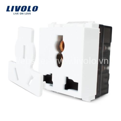 Hạt ổ cắm đa năng Livolo